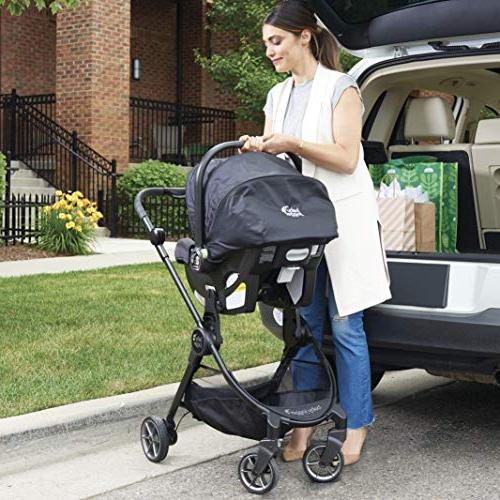 Baby Jogger 2042956 GO/Graco Click Connect Car Seat Adapter, BJ Black