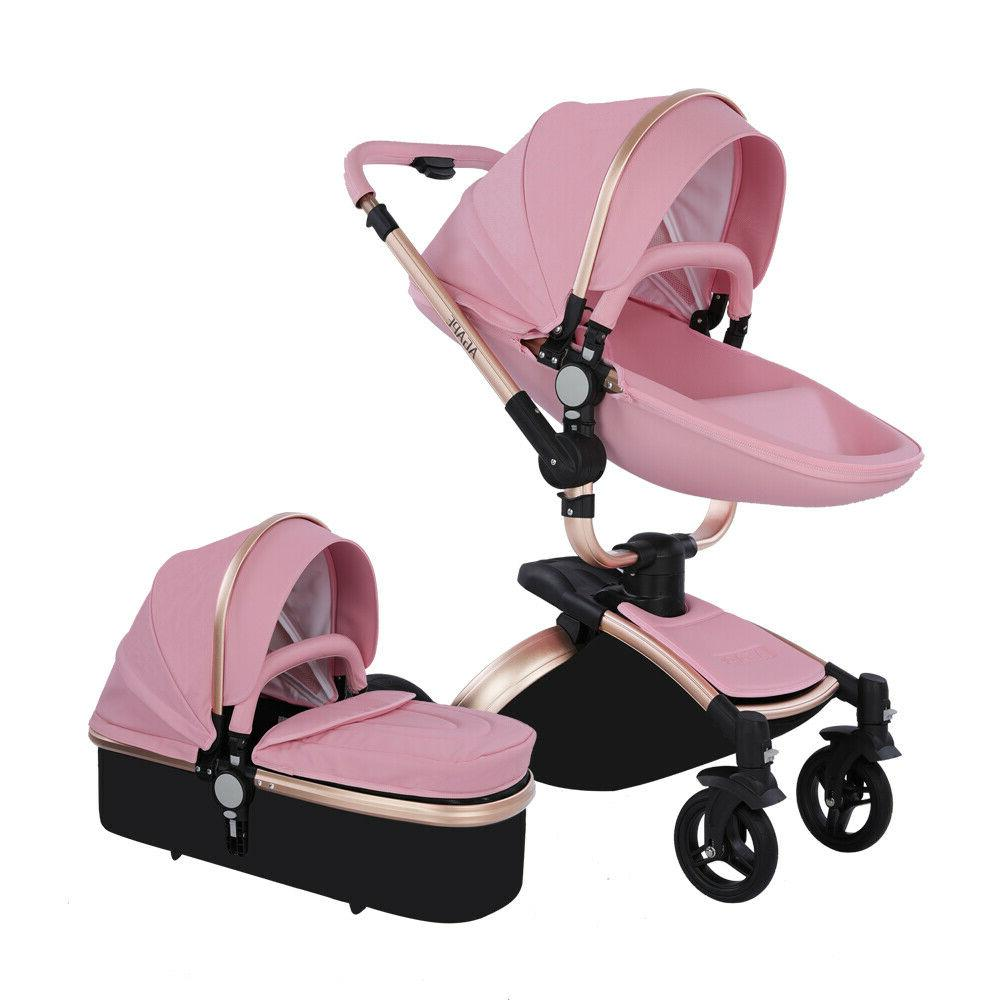 3 stroller 2020 Travel stroller car seat