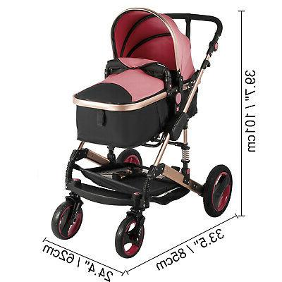3 In Baby Buggy Infant Travel