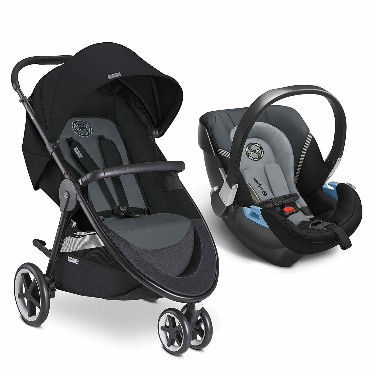 3 in 1 with infant car seat