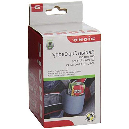 Diono Caddy, Use with Car