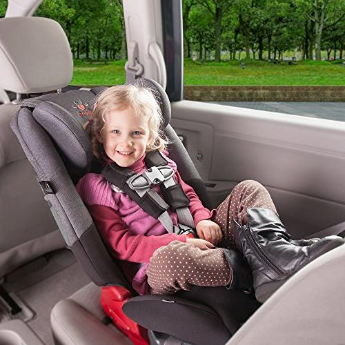 Diono Radian All-In-One Convertible Car Seat,