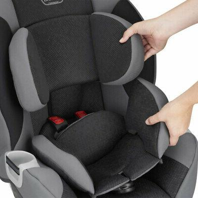 Evenflo 032884199747 Convertible Extended-Use Car Seat,
