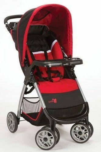 Disney Amble Travel System with 22 Mickey Silhouette