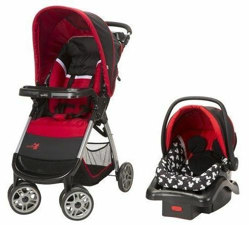 Disney Baby Amble Travel System OnBoard 22 Silhouette