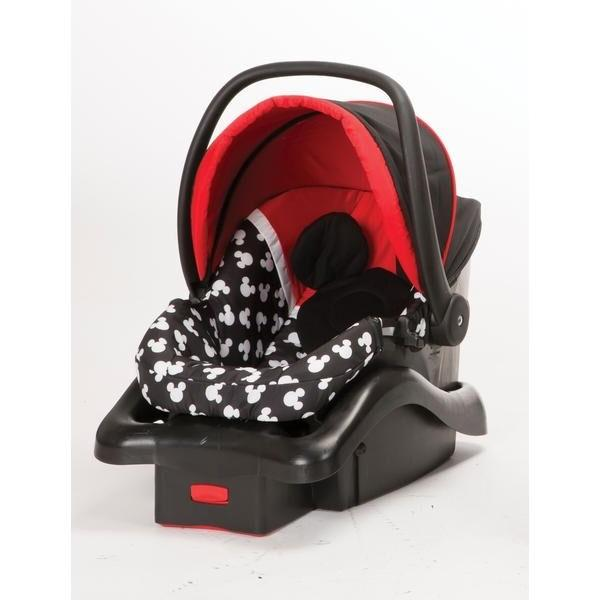 Disney Baby Travel System 22 Inf Mickey Silhouette