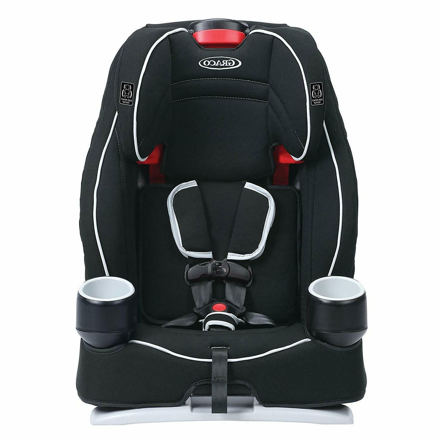 Atlas Harness Booster Car Seat