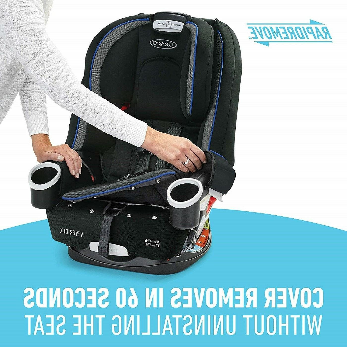 Graco Baby 4Ever DLX 4-in-1 Child Safety 2019
