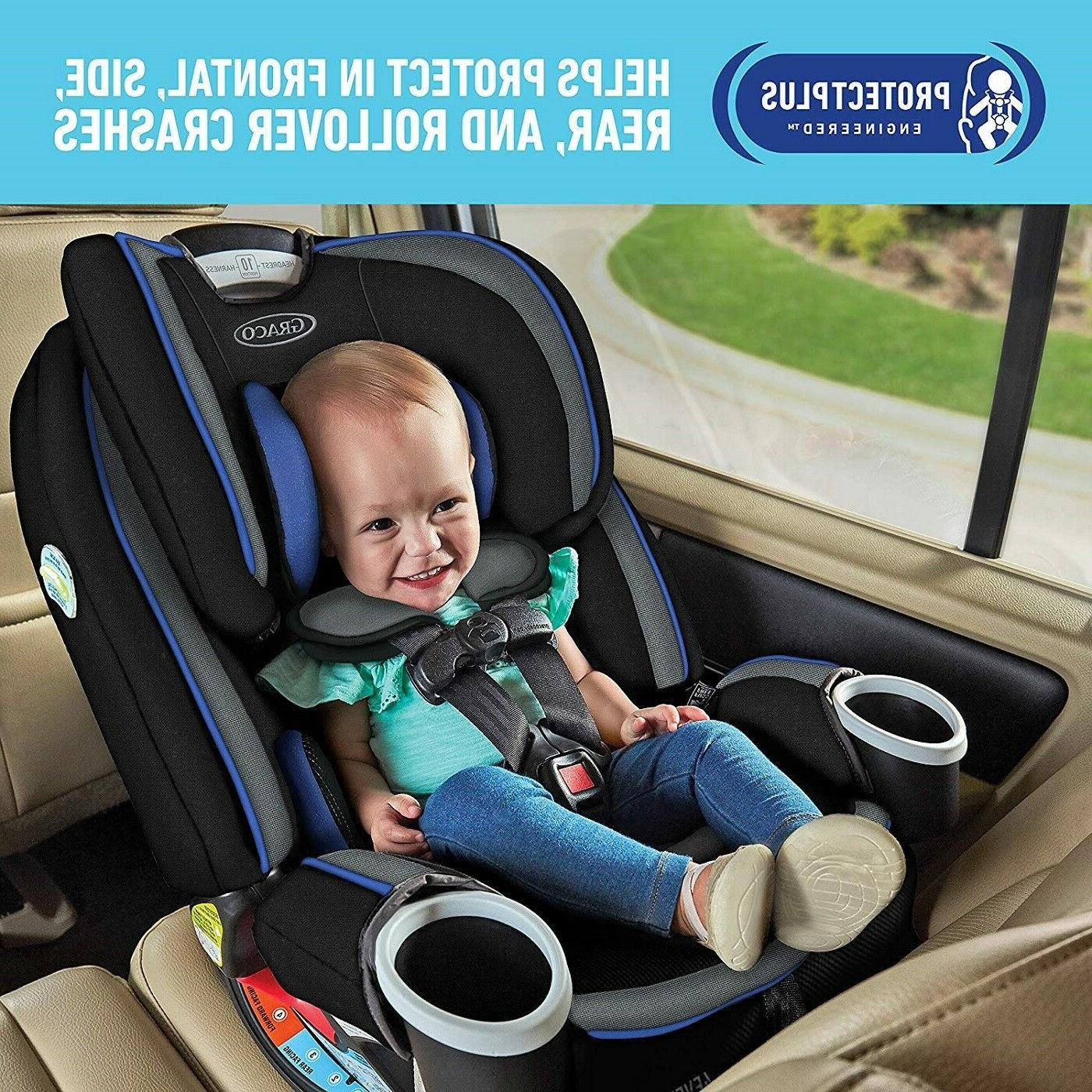 Graco Baby DLX 4-in-1 Infant Child 2019