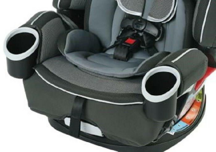 Graco 4Ever 4-in-1 Seat 2019