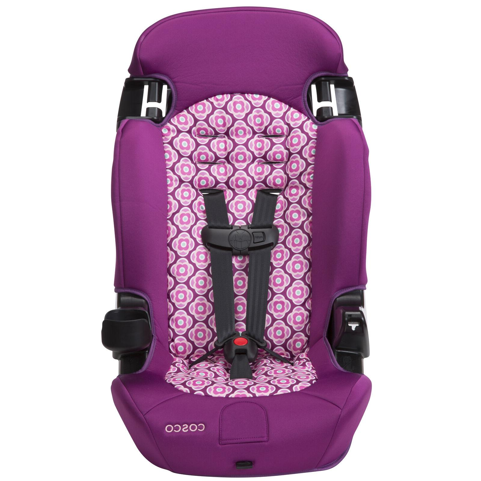 Baby Car Booster 2in1 Safety Girl Chair