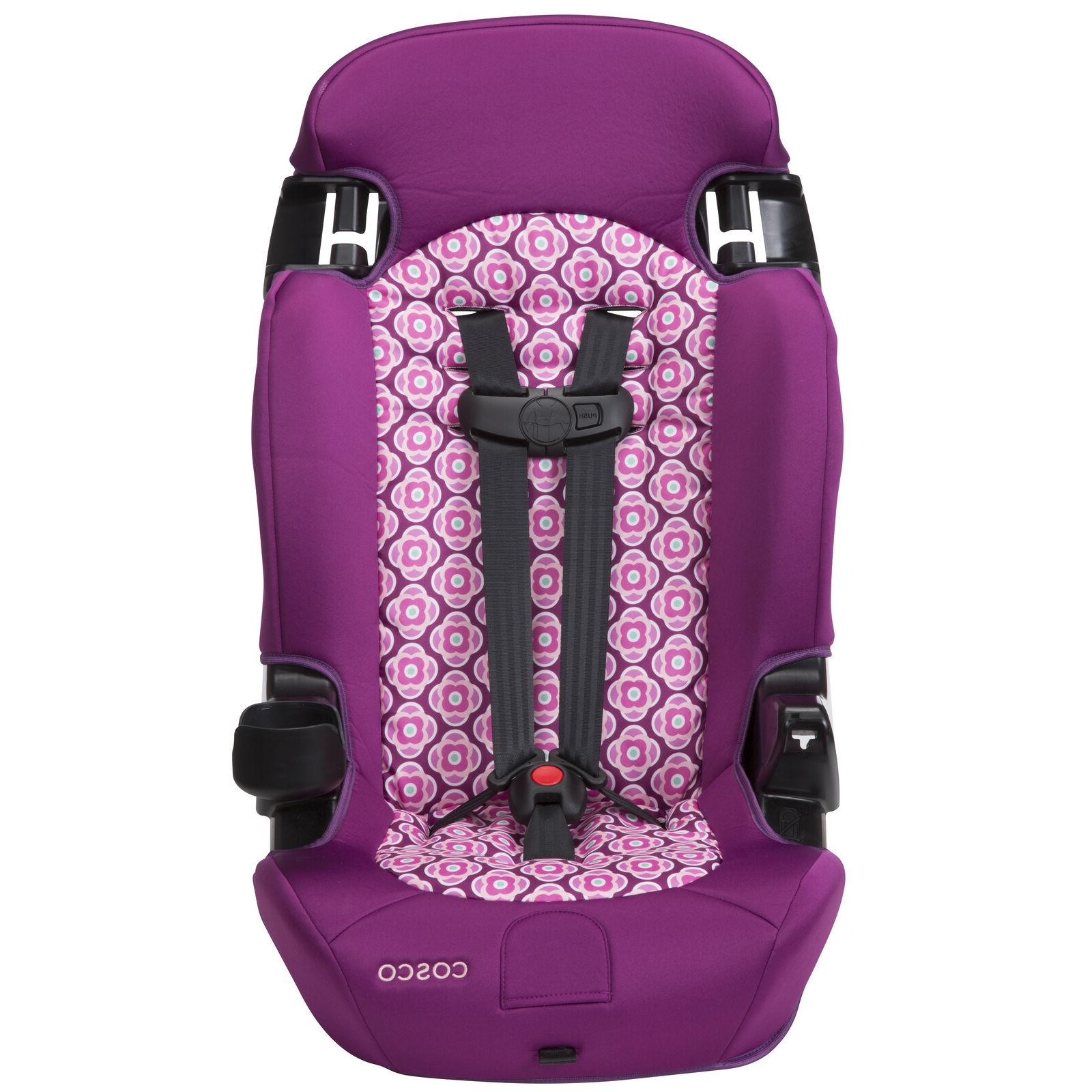 Baby Convertible Booster 2in1 Safety Girl Chair