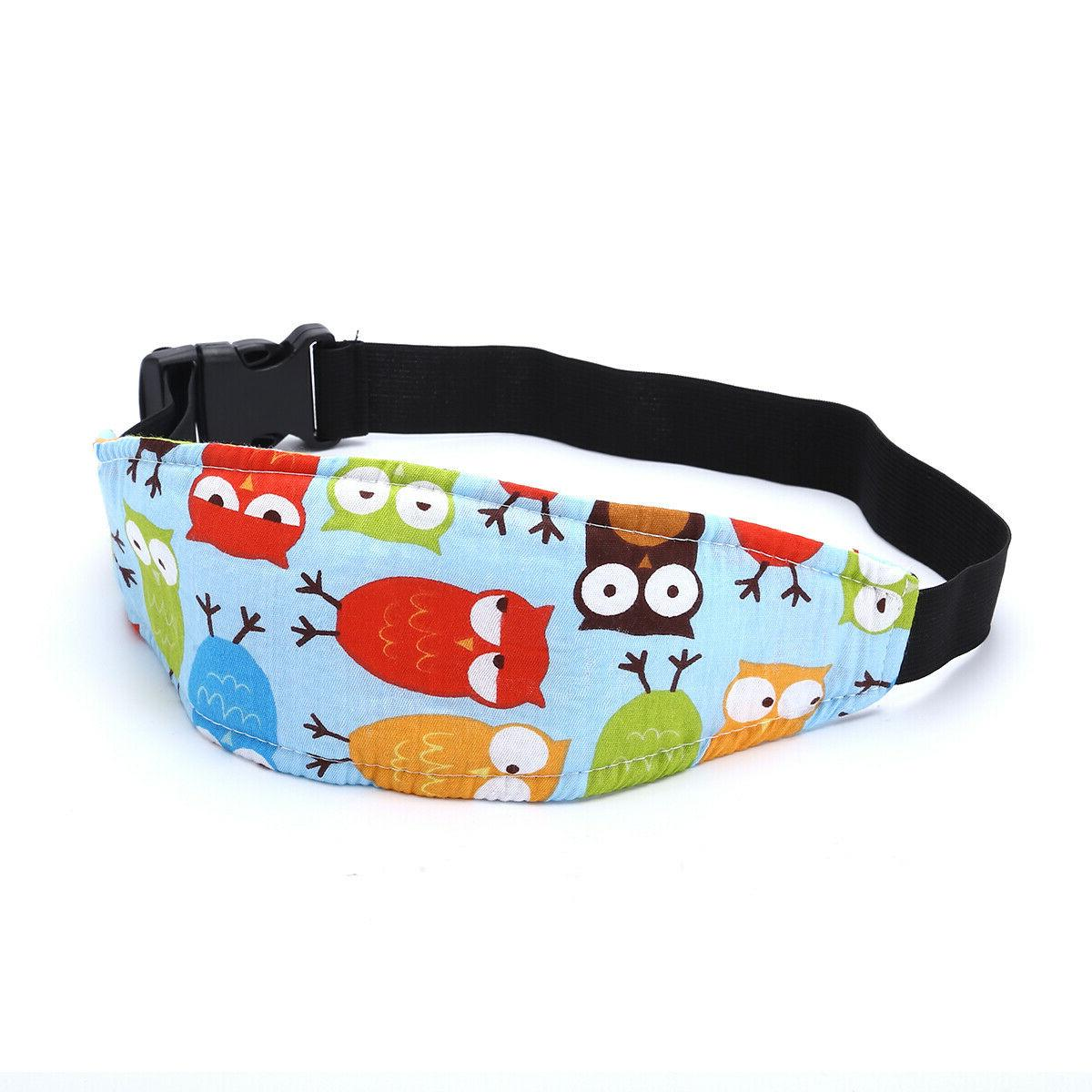 Baby Head Stroller Sleep Nap Strap Car Belt