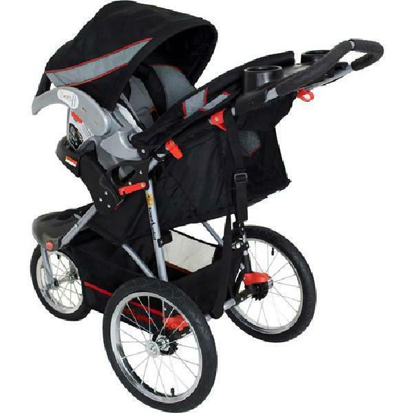 Baby Trend Travel System Car