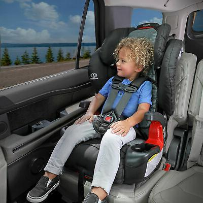 Berkshire Booster Baby Seat Dual Fit Harness Simple Secure