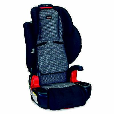 Berkshire Booster Baby Car Seat Dual Harness Simple Style Comfortable
