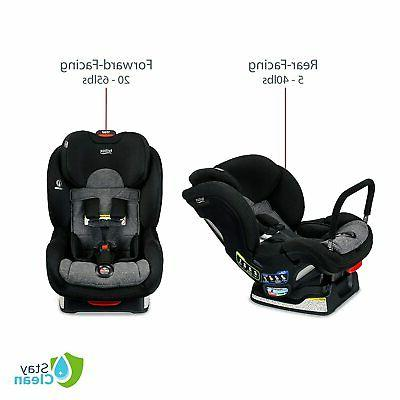 Britax ClickTight Seat Clean w/ Bar ARB