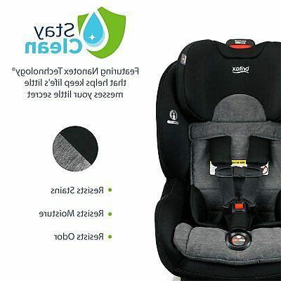 Britax Boulevard Car Seat Clean Grey w/ ARB