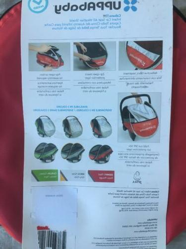 UPPABABY SEAT SHIELD NEW IN