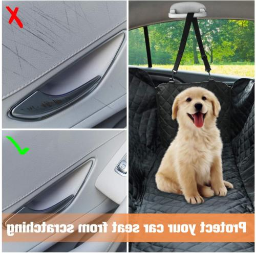 Car Seat Cover Dogs, Waterproof Seat Seat with