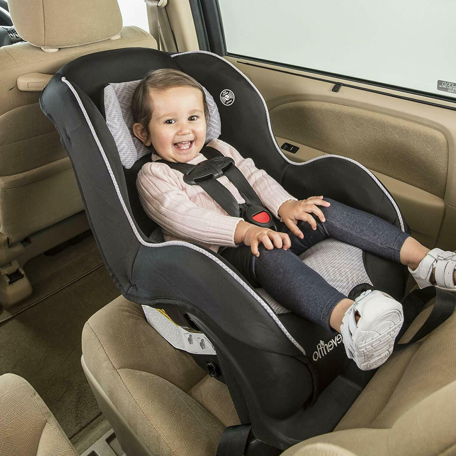 Baby Car Seat Safety Comfort Grow 3 Infant New
