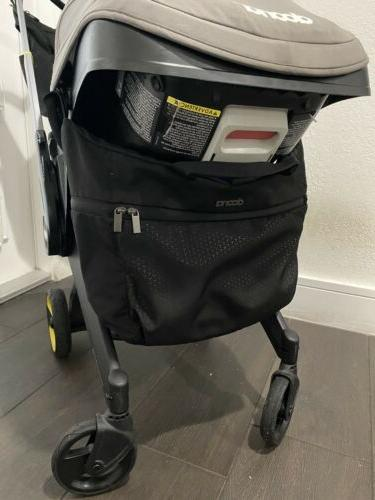Donna Seat - Stroller with 2 Donna Diaper