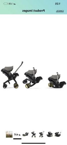 Donna Seat Stroller with 2 Donna Bags