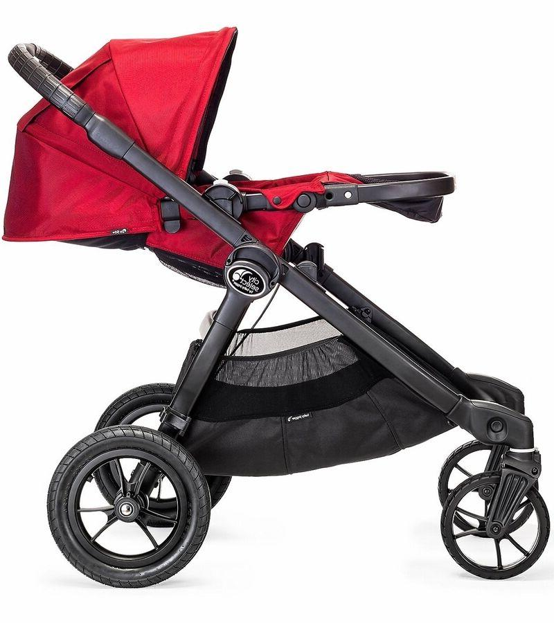 Baby Jogger City Select Stroller Red