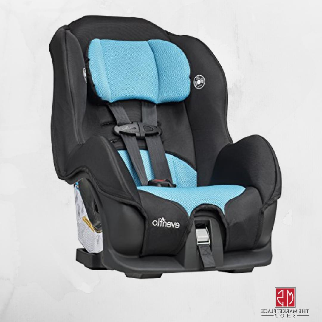 Convertible Seat Toddler Safety 1 Facing Harness