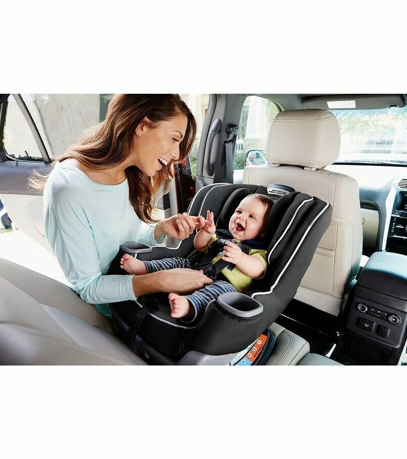 Graco Extend2Fit Car Seat,