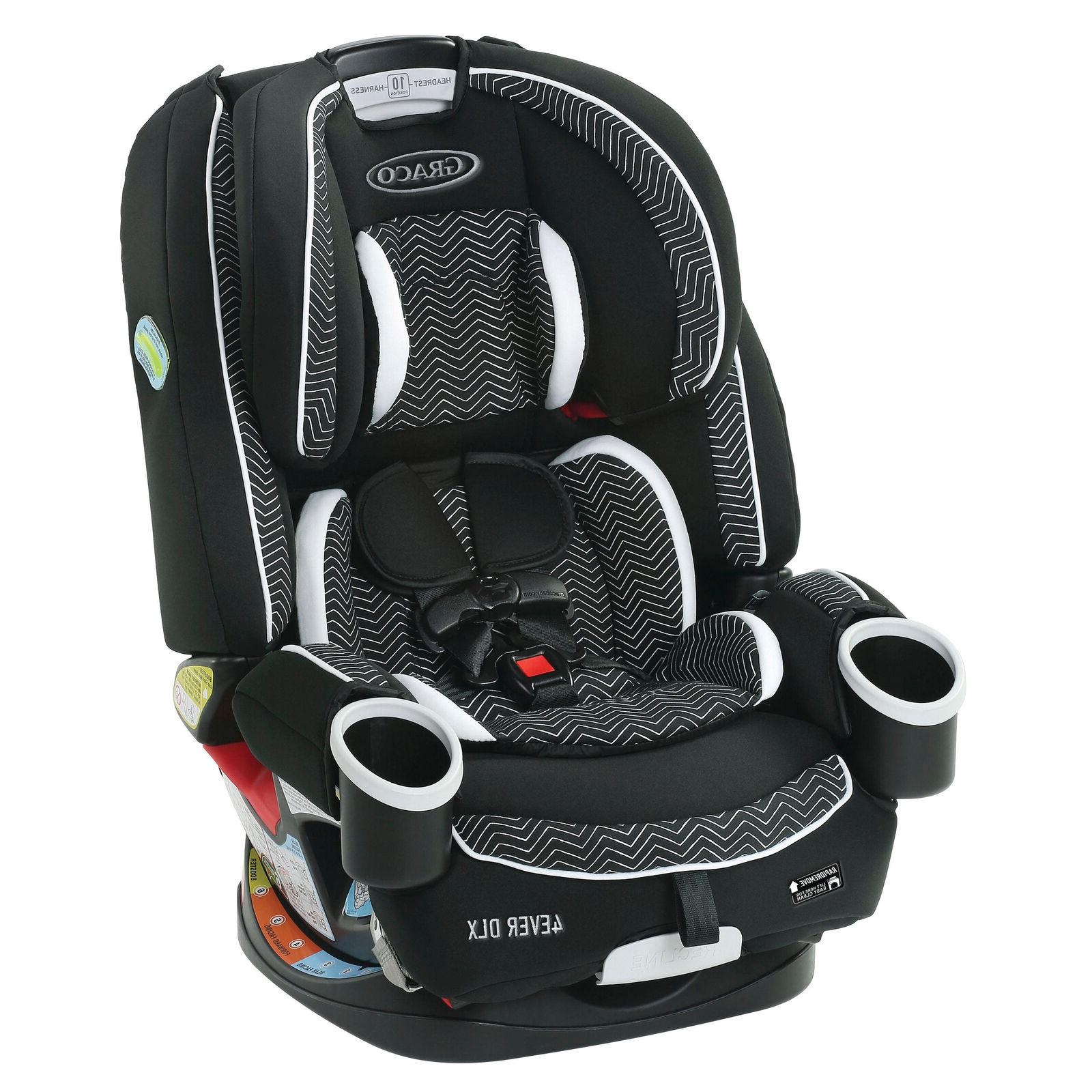 Graco 4Ever DLX 4-in-1 Convertible Seat, Joslyn
