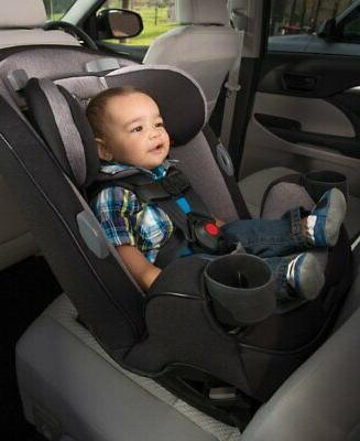 Safety Go 3-in-1 Car Seat,