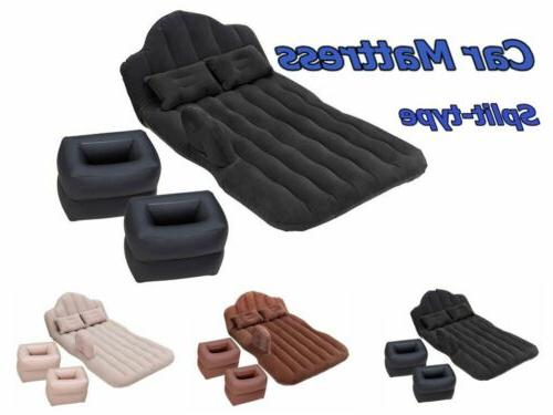 inflatable car mattress for car seat air
