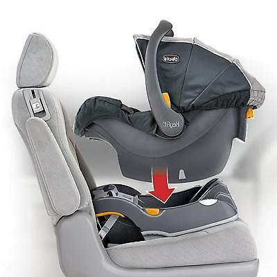 Chicco Car Seat, Eucalyptus Comes with Base 3DAYSHIP