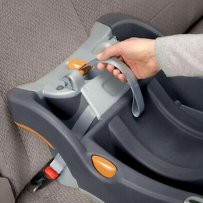 ReclineSure Rear-Facing Infant Car Seat