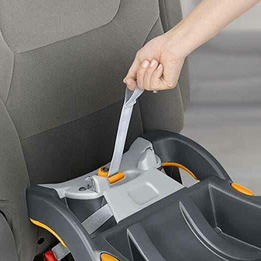 Chicco KeyFit Car Seat Base, Anthracite