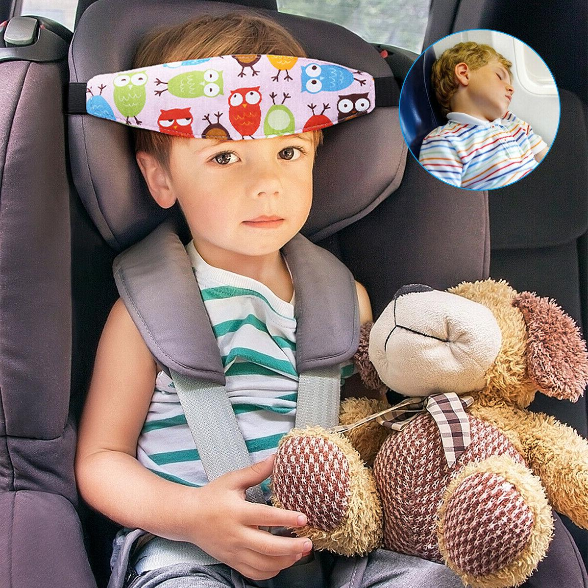 Baby Head Sleep Safety Strap Belt