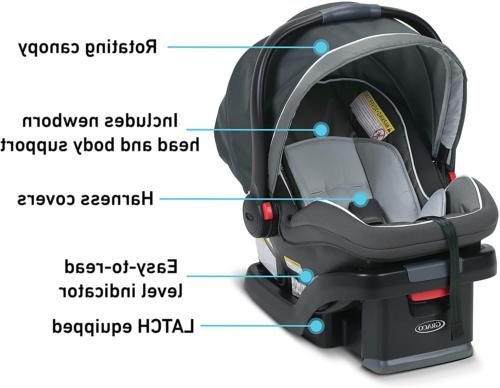 NEW SnugRide Infant Car
