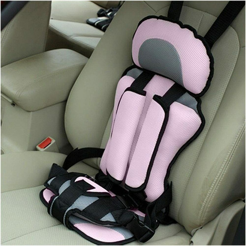 Portable Car Seat for 6 Years Old Chair Seat Puff