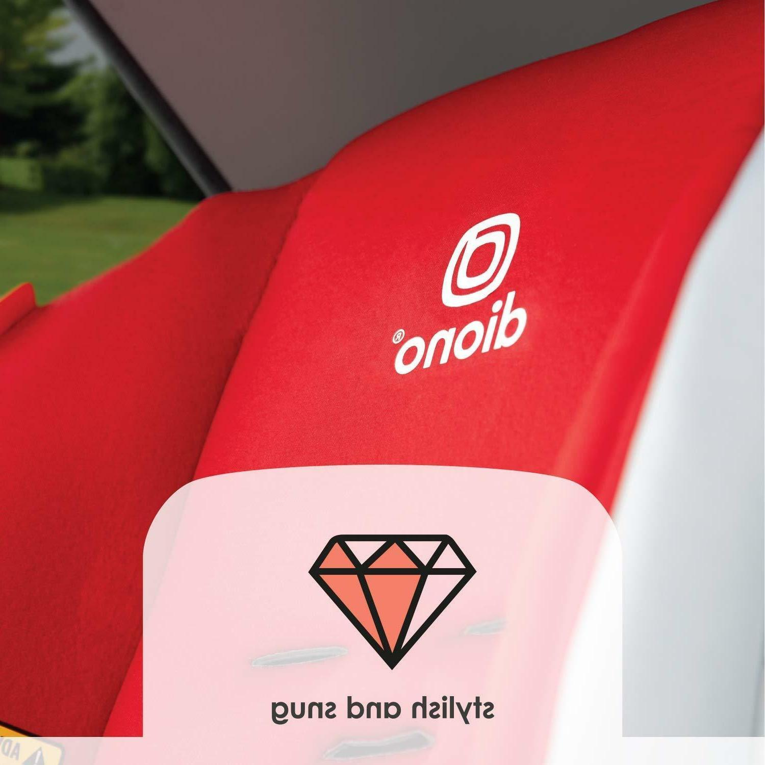 Diono All-in-One + Child Safety Blue