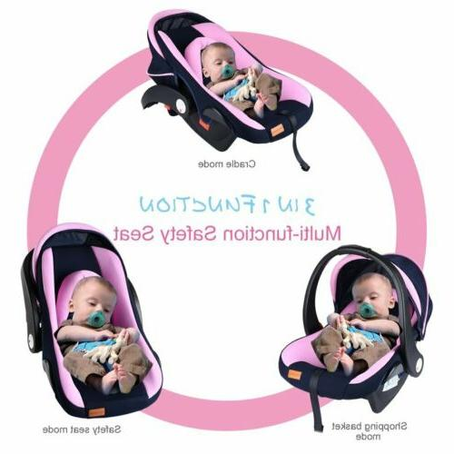 Safety Infant Child Car Seat Cushion Years