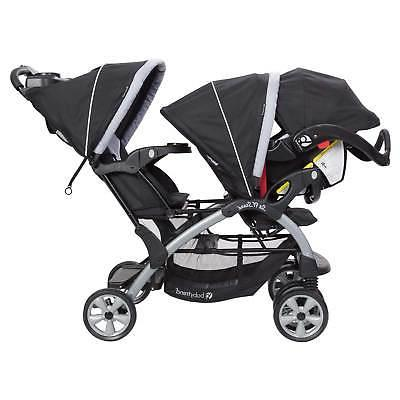 Baby Sit Stand Double System,