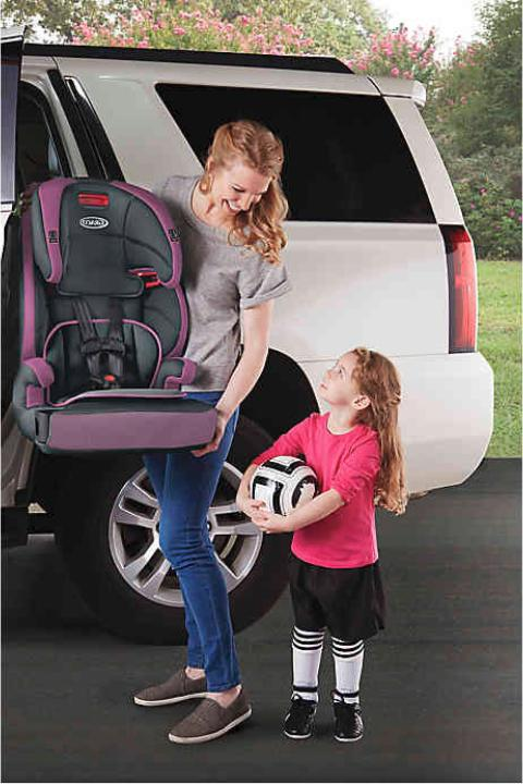 Graco® Tranzitions™ Booster Car in