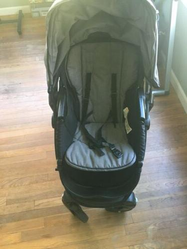 used stroller car seat click connect 2