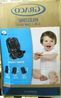 Graco Milestone 3 in 1 Car Seat | Infant to Toddler Car Seat