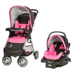 NEW Disney Minnie Mouse Pop Stroller and Car Seat Travel Sys