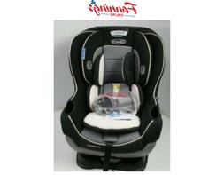 New Opened Graco Extend2Fit Convertible Car Seat Ride Rear F