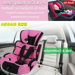 Pink Convertible Baby Infant Children Kid Car Safety Seat Bo