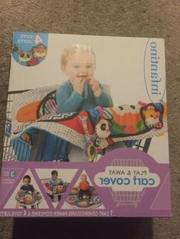 Infantino Play and Away Cart Cover/high chair cover/Play Mat