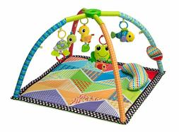 Infantino Pond Pals Twist & Fold Activity Gym and Play Color